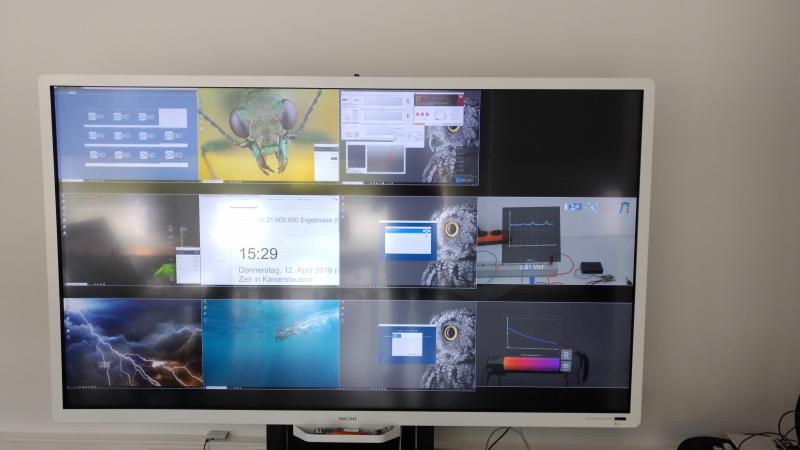 Equipment - iQL - Immersive Quantified Learning Lab